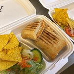 Panini's to sit in or take out!