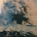 Éruption du Ruapehu en 1995