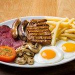 Rnach Breakfast