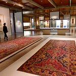Persian carpets and Islamic art