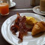 erstes Frühstück