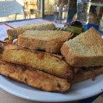 Sándwich Pastron para compartir