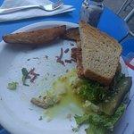 Sándwich Pastron