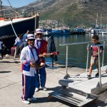Boat trip from Hout bay harbour