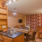 salle a manger appartement 4/6 pers