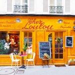 Chez Loulou Paris.