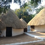 those typical huts