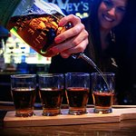 Whiskey Flights available