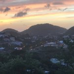 Rodney Bay Sunset