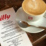 Illy Coffee Cappucino