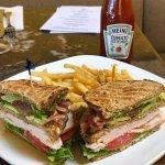 Village Corner Club Sandwich