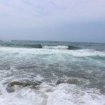 pripravte sa na vlny.....more moc búrlivé..tri dni sme mali zákaz kúpania