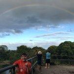 Turned Around to This Rainbow