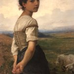 """The Young Shepherdess"""