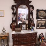 Baylor County History Museum, Seymour Texas - Furniture