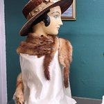 Baylor County History Museum, Seymour Texas - Clothing