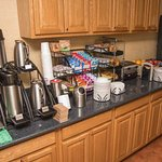 Continental Breakfast from 7AM to 10AM included in the rate.