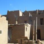 3 stories of dwellings