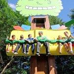 Kite Eating Tree Ride
