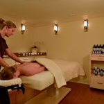 Massage and Facial treatments at Hawkeye Spa