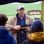 At Skill-At-Arms you can try precision and speed shooting in a safe and friendly environment wit