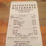 Foto van Eatmosfera Ristorante