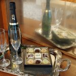 Celebrating?  Add the Champagne and Chocolates package to any reservation.