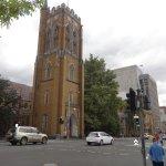 Seen from Macquarie Street