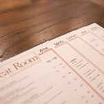 Great Room Restaurant & Bar at the Kirkley Hotel Farm to Table Menu