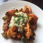 Shrimp w/Risotto