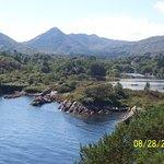 Garinish Island in Bantry Bay: Beautiful views