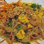 My Pad Thai Shrimp
