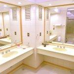 Parte del baño de la habitación Suite Executive