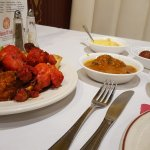 I went to House of India for lunch. They have a wide selection of food. The wait staff is attent