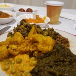 House of India has a great buffet. I enjoyed all of the dishes and desserts.