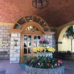 Entrance to the Executive Services