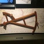 Impressive exhibits at the Columbia Maritime Museum in Astoria, Oregon.
