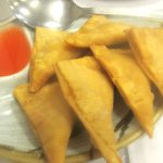 Fried Crab Wontons, China Rose, Milpitas, CA