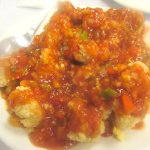 Fried Fish in Chili Sauce, China Rose, Milpitas, CA