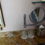 Make Up Mirror that would Not Stay in One Place When turned