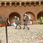 Tournament in The Barbican (Barbakan)