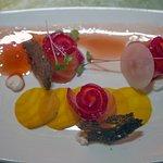 Great salmon dish