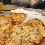Great pizza, cheese bread and overall atmosphere.