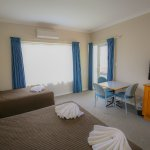 Our standard rooms are comfortable and spacious sleeping 2, 3 or 4 people.