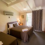 Our budget rooms cater for the traveller who does not require additional comforts.