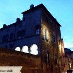 Palazzo Costabili da Via XX Settembre