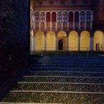 Interno di Palazzo Costabili