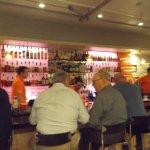 Large fully stocked bar