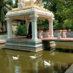 Another view of the Amman temple along with her ducks :)