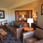 Photo de Quinault Beach Resort and Casino
